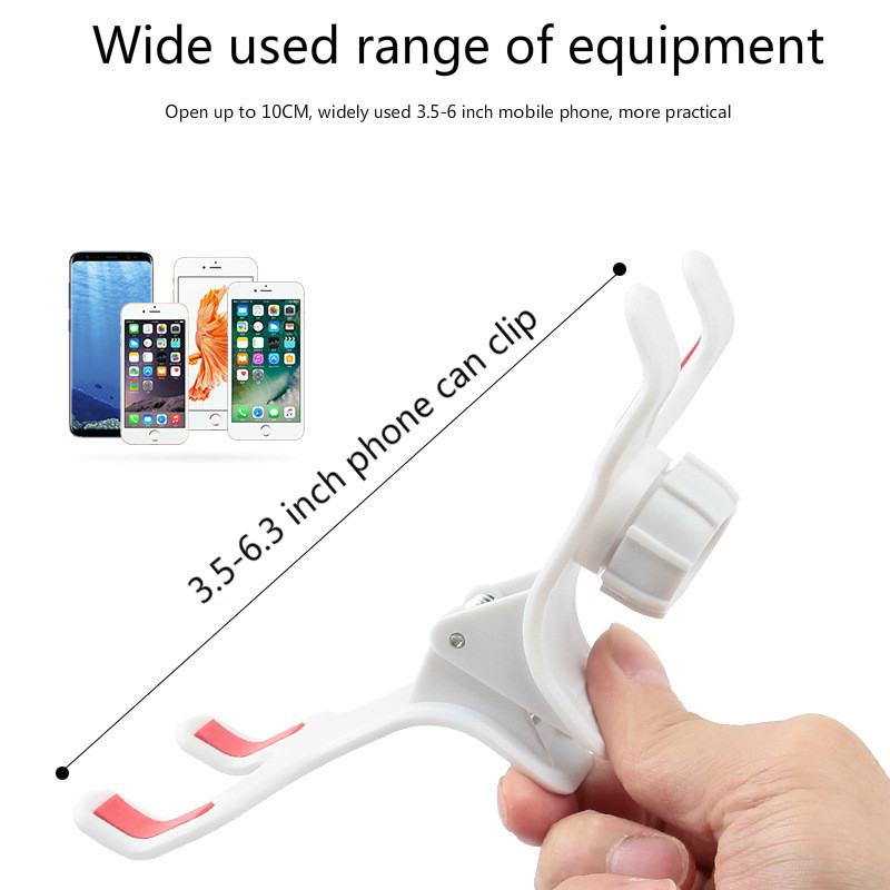 Image 5 - Universal Cell Phone Holder Flexible Long Arm lazy Phone Holder Tablet Car Mount Bracket For iPhone7 8 Xiaomi Pocophone F1 Stand-in Phone Holders & Stands from Cellphones & Telecommunications