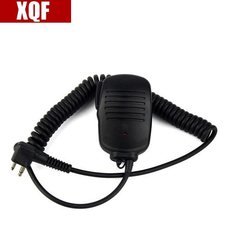 XQF Handheld Microphone For Motorola GP88 GP2000 HYT TC500S Radio
