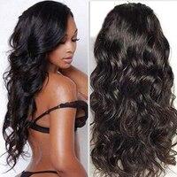 Eversilky, 360, кружевные фронтальные свободные волнистые человеческие волосы, парики без клея, 150% 180% плотность, бразильские девственные парики Р