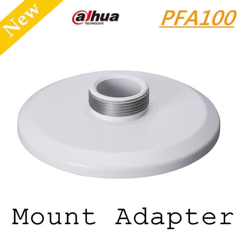 Original DAHUA Aluminum Mount Adapter PFA100 dahua hanging mount adapter pfa101