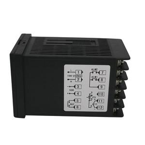 Image 4 - Новинка 2018, красивый Высокоточный ПИД контроллер температуры в духовке, цифровой регулятор температуры хорошего качества для промышленности и т. Д.