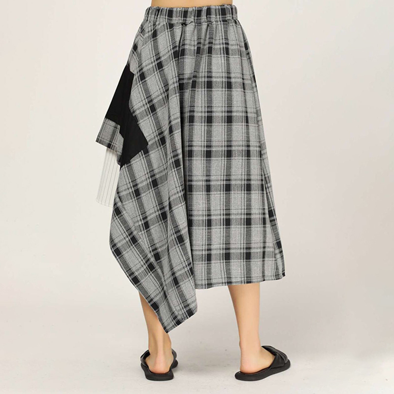 Waist Skirt Fashion High 12