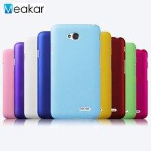 Песочного цвета Жесткий Пластиковый корпус 4.5For LG L70 чехол для LG L70 D325 D320 MS323 сотовый телефон Обложка чехол