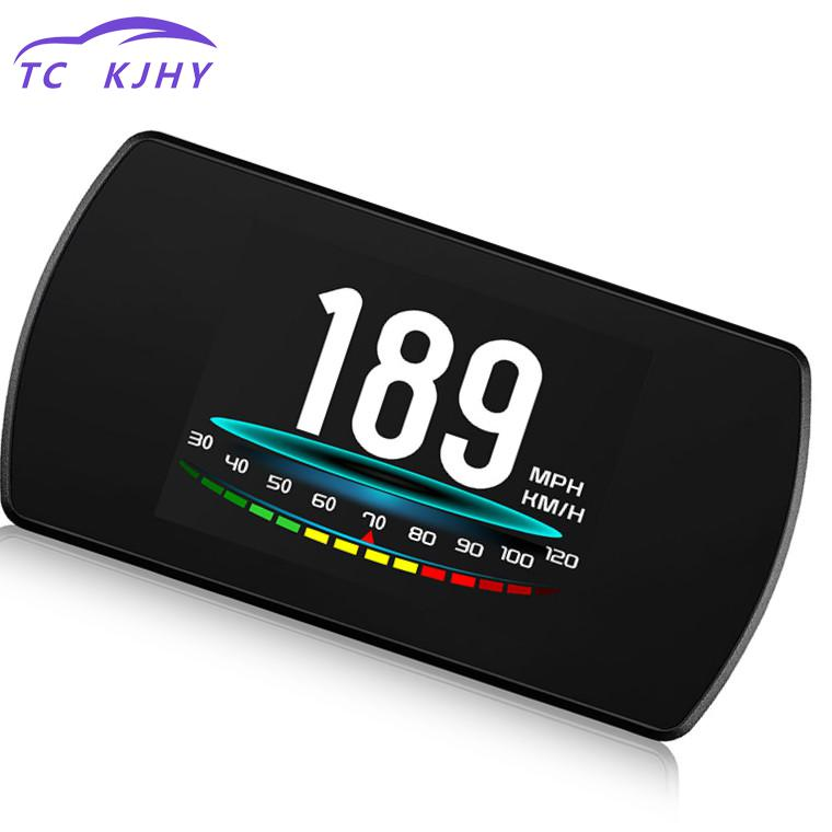 Auto Hud Head Up Display Digital Car Speed Projector On-board Computer Speedometer Windshield Projetor Digital Car Speedometer