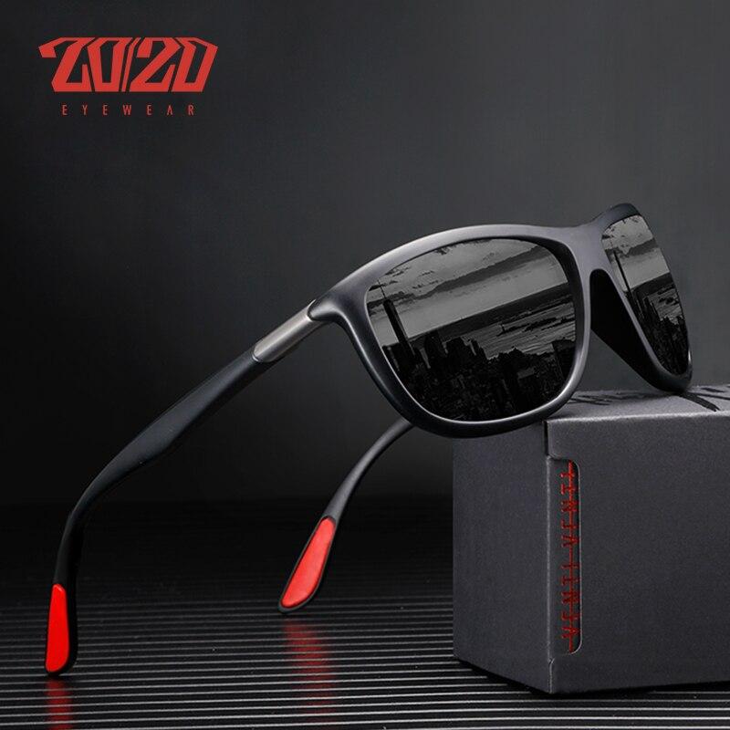 20/20 Marke Design Polarisierte Sonnenbrille Männer Frauen Fahren Sonnenbrille Männlichen Mode Reise Gläser Brillen Oculos Gafas Pl345 NüTzlich FüR äTherisches Medulla