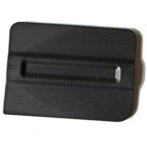 Image 5 - CNGZSY escurridor de plástico con imán Bondo, película magnética, rascador, salida de fábrica, envoltura de vinilo para coche, herramienta de instalación 5A19, 5 uds.