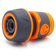 """Durable Water Sprinkle 3/4"""" Water Hose Connector Pipe Adaptor Water Tap Hose Pipe Fitting Set connector with Rubber Material"""