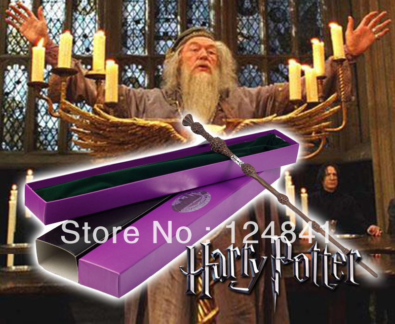 Free shipping harry potter movies item albus dumbledore for Elder wand price