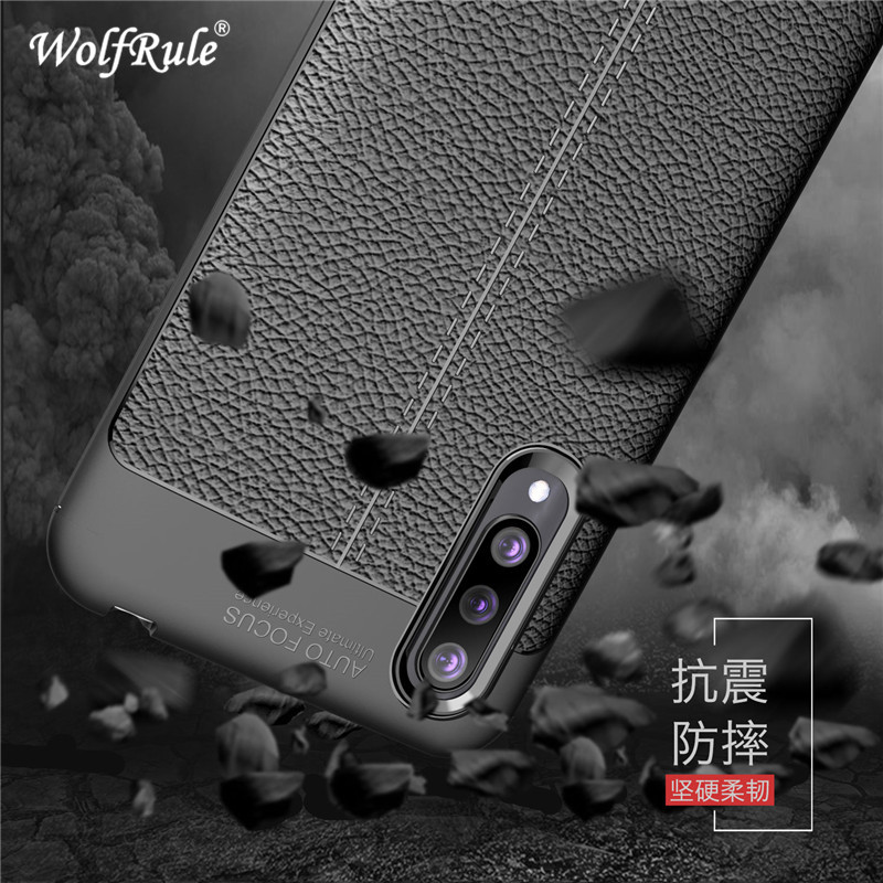 Case For Xiaomi Mi cc9 Cover A3 lite Shockproof Luxury Leather Soft TPU cc9e Bag