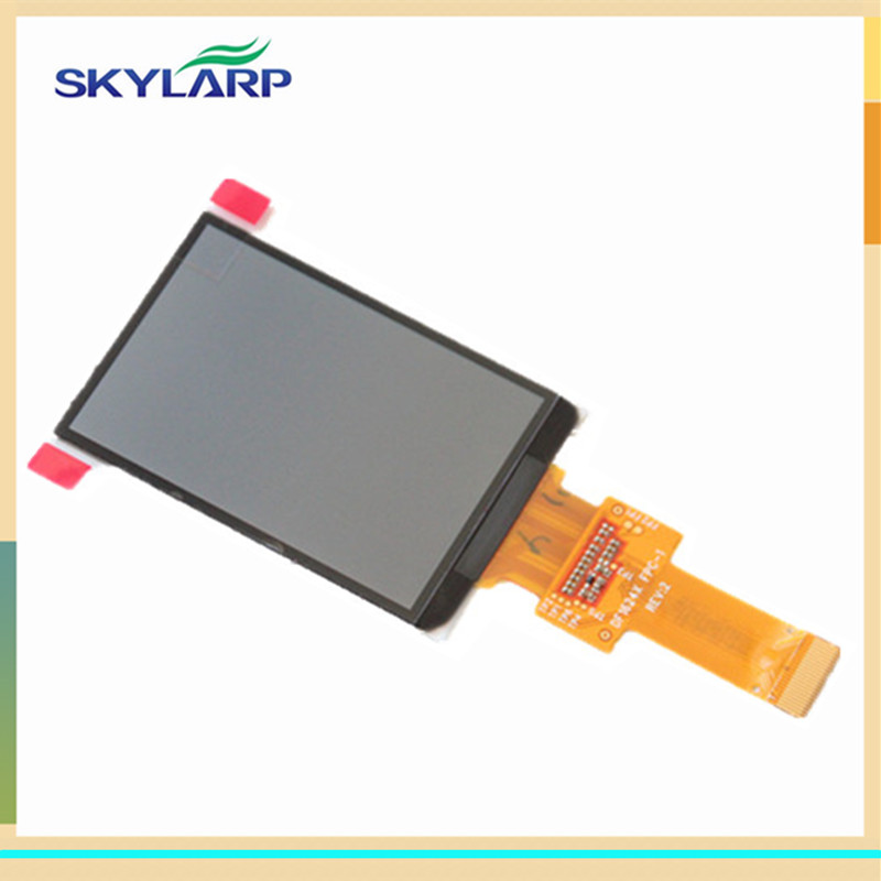 skylarpu 2.6 inch for DF1624X FPC-1 RE:V For GARMIN GPSMAP 78 78S 78SC 78C LCD display panel (Without backlight) (without touch)