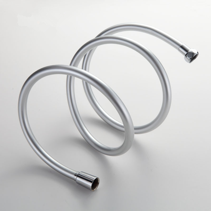 SHMIAO Shower Hose Bath 1.5M/2M/3M/4M PVC Flexible Room Shower Set Accessories Explosion-Proof Pipes