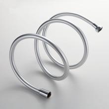 SHMIAO Shower Hose Bath 1.5M/2M/3M/4M PVC Flexible Room Shower Set Accessories Explosion-Proof Pipes