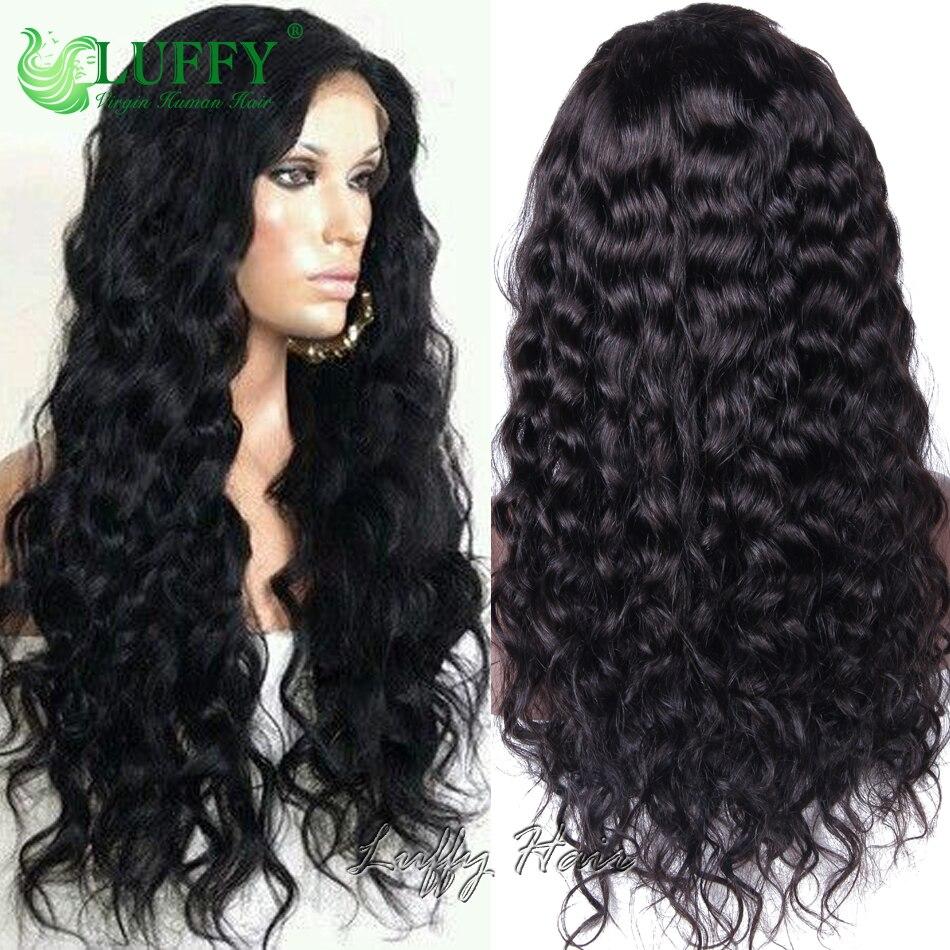150 Density Human Hair Full Lace Wigs Best Sale Virgin