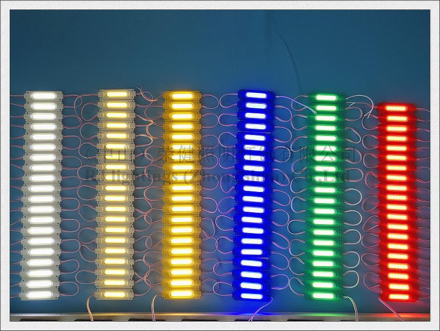 Image 5 - Светодиодный модуль COB, алюминиевая печатная плата, высокая яркость, COB, светодиодный пиксельный световой модуль для знака, канала, буквы DC12V, 2 Вт, 70 мм * 20 мм, светодиодный модульabs conventionlight alloylight cap  АлиЭкспресс