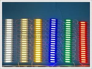 Image 5 - Cob Led Module Aluminium Pcb Hoge Heldere Cob Led Pixel Licht Module Voor Teken Doosletters DC12V 2W 70mm * 20 Mm Led Module