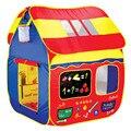 Promoção presente da criança grande casa de jogo criança 1.4 metros casa grande jogo tenda crianças brincam tenda crianças tenda piquenique ZP2006
