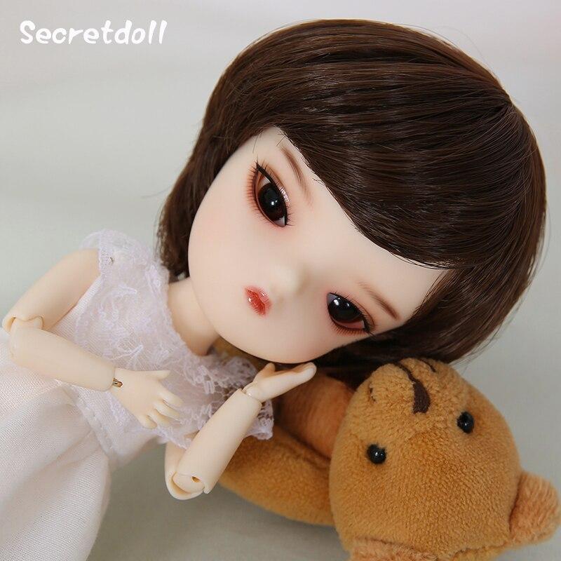 OUENEIFS Person21 Secretdoll 1 8 BJD SD Dolls Model Girls Boys Resin Figures High Quality Toys