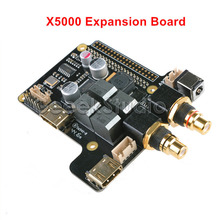 Best price New Arrival X5000 Expansion Board for Raspberry Pi 1 Model B+/ 2 Model B / 3 Model B With 19V 4.7A Power Supper