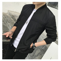 UNIVOS KUNI 2017 New Summer Autumn Men S Jackets Fashion Casual Korean Slim Fit Thin Male