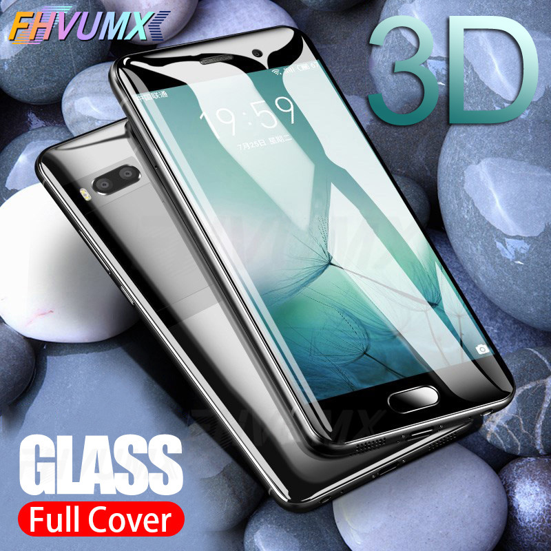 3D Full Cover Tempered Glass On The For Meizu M3 M3S M3E M5 M5S M5C M6 M6S M15 M3 M5 M6 Note Pro 7 Plus Screen Protective Glass