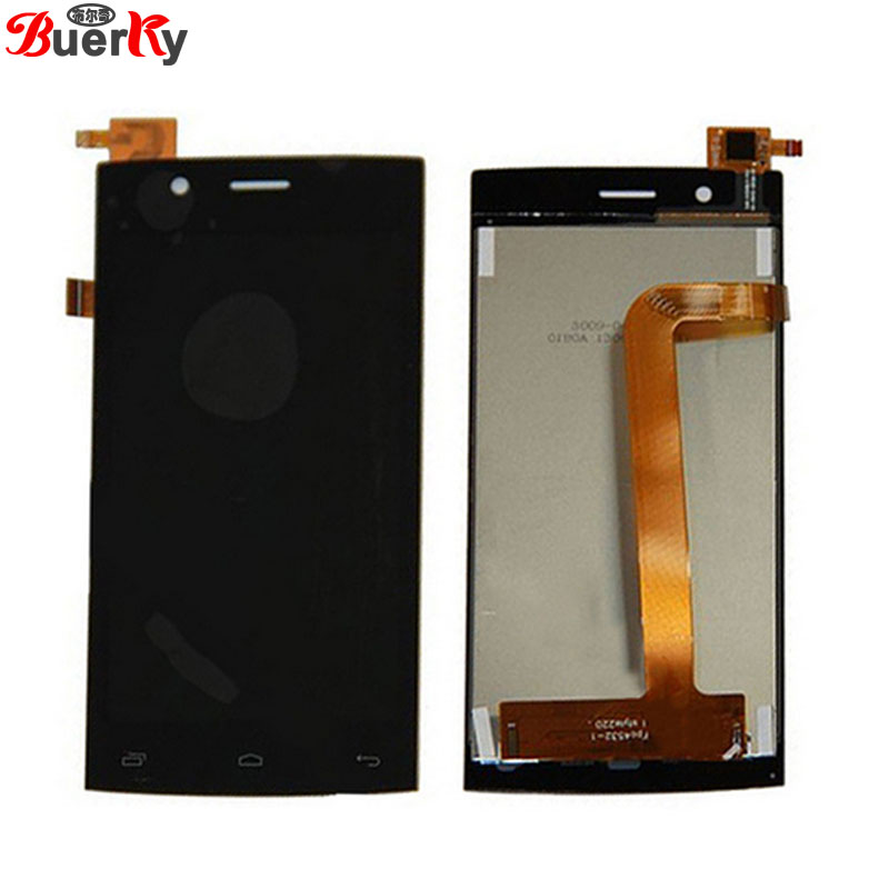 BKparts  1pcs LCD For Fly FS451 Nimbus 1 Full LCD Display touch screen Digitizer glass panel assembly Replacement free shippingBKparts  1pcs LCD For Fly FS451 Nimbus 1 Full LCD Display touch screen Digitizer glass panel assembly Replacement free shipping