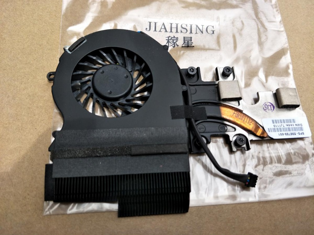 CPU Cooling fan for HP EliteBook 2540 2540P I3 I5 cpu Fan