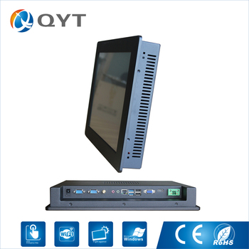 """15"""" Led Rugged Industrial Tablet Touch pc Industrial Pc with Intel j1900 2.0GHz cpu/Resolution 1024x768/4GB RAM 128GB SSD"""