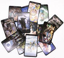 2018 колдун Полный английский Мистик Таро колода, shadowscapes Таро карты игры, читать свою судьба, Фортуна, будущее, 78 карт/комплект
