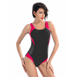 Новинка 2019, сдельный купальник, женский спортивный сексуальный купальник с открытой спиной, купальники, купальные костюмы 1