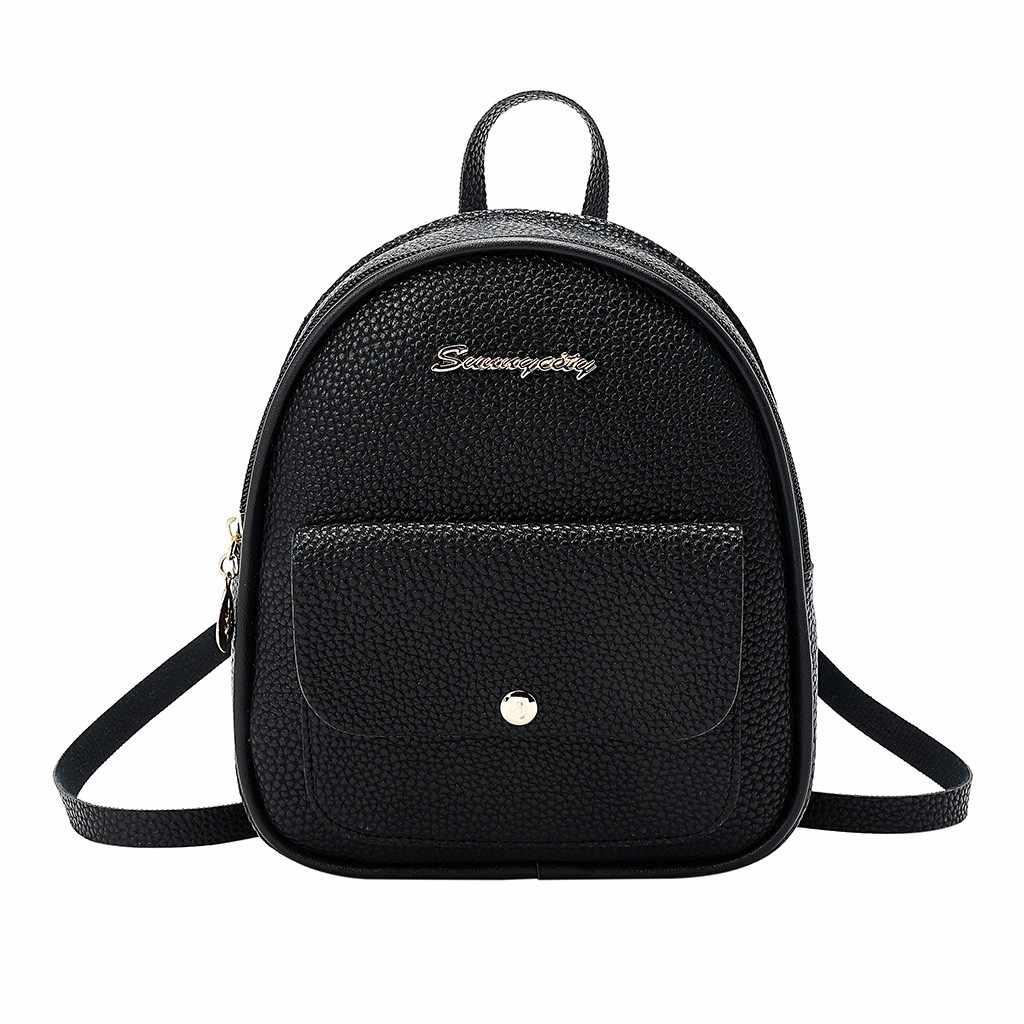 กระเป๋าเดินทางผู้หญิง MINI กระเป๋าถือและกระเป๋าเป้สะพายหลังผ้าใบแฟชั่น 2019 วิทยาลัยกระเป๋าสำหรับสาวกระเป๋าสำหรับสุภาพสตรี 2019 กระเป๋าสะพาย