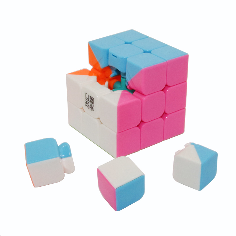 Classic Toys Magic Cube Professional 57mm YJ YongJun YuLong Cube 3x3x3 Speed Puzzle Plastic Learning & Educational Toys