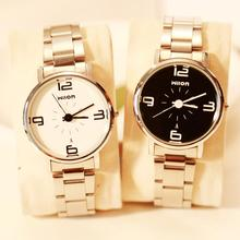 Girls watches Relogio masculino Style Model Quartz Males's Clock+Watches Males Luxurious Model+Males Full Metal Watch+Gold Watches males