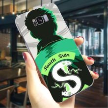 Riverdale TV Shows Phone Cover For Samsung S8 Case Note 8 9 M10/M20/M30 Galaxy S6/S7 Edge S8/S9/S10 Plus S10e(China)