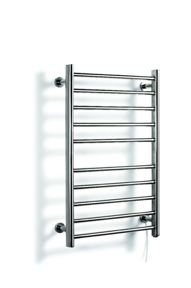 Low Freight Heated Towel Rail, Stainless Steel Electric Towel Racks Warmer Heater, Power 110W, 110-240V, For the bathroom