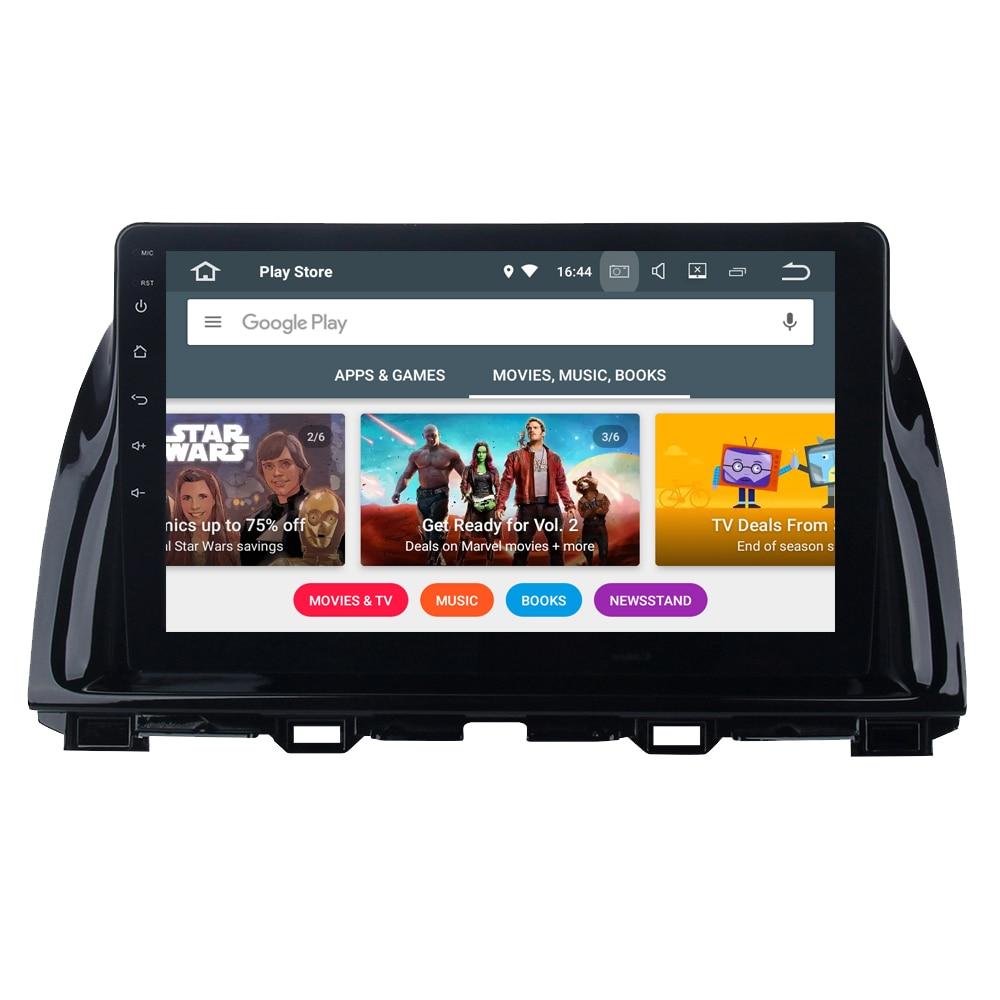 RoverOne For Mazda CX5 CX 5 Android 8.1 Autoradio Car Multimedia Player Radio GPS Navigation Head Unit NO DVD