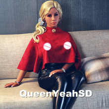 166cm Real silicone sex doll, realistic female body big ass breast pussy sex love dolls toys for man masturbator male mannequins
