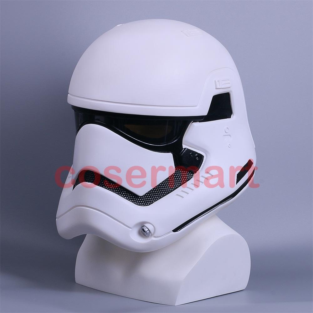 Star Wars The Force Awakens Stormtrooper Deluxe Helmet Adult Party Halloween Mask (7)