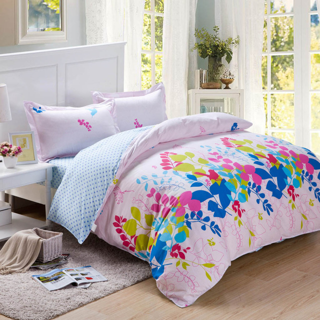 allium comforters and quilts pink bed sheets colorful bed linen teen ...