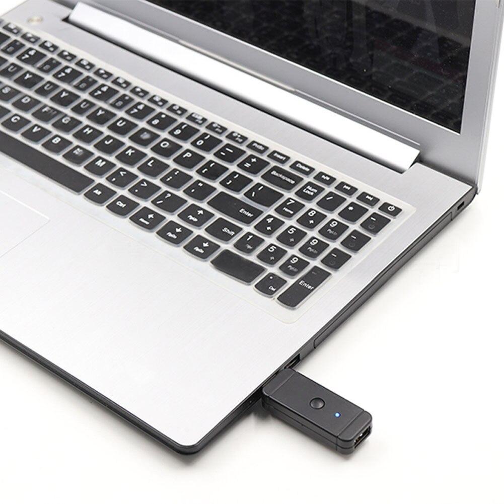 Проводной Беспроводной <font><b>Bluetooth</b></font> геймпад приемник конвертер USB адаптер для <font><b>PS4</b></font> PS3 WiiU XboxOne S QJY99