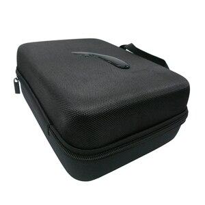 Image 5 - Caja de cubierta dura de Nylon EVA para Omron 2018 71, Monitor de presión arterial de brazo inalámbrico, bolsa de almacenamiento de viaje, novedad de 7124