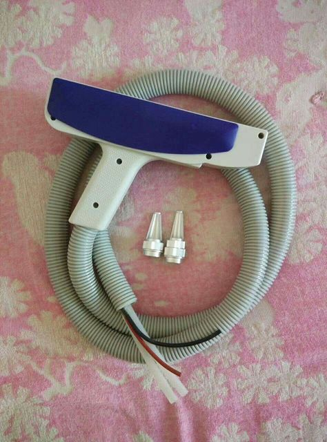 Q switched nd yag laser accessory handle for sale