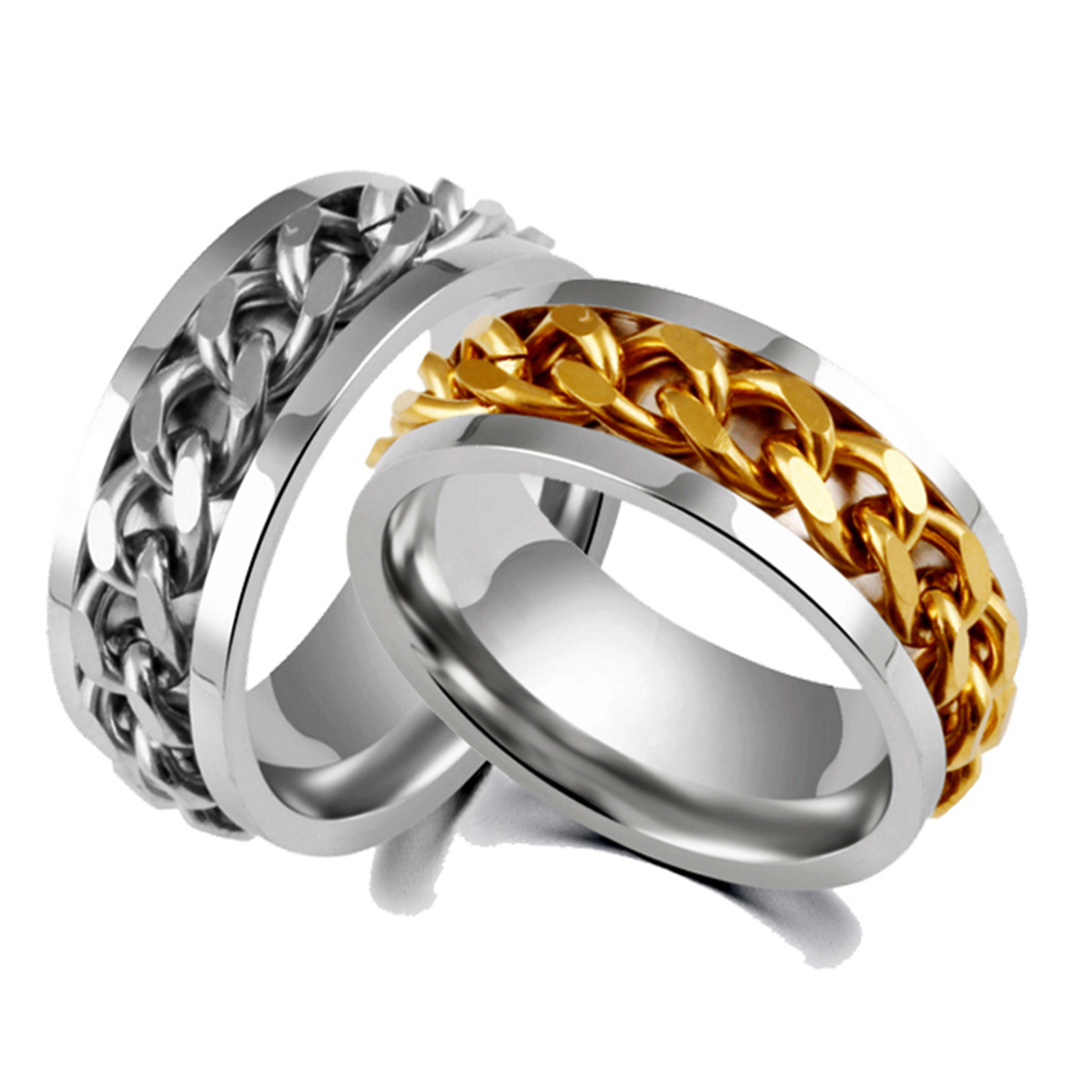 s jewelry 316l stainless steel with unique shaped