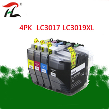 LC3019 LC3019XL Compatible Ink Cartridge For Brother MFC-J5330DW MFC-J6530DW MFC-J6730DW MFC-J6930DW inkjet printer цена 2017