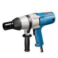 Powelful chave de impacto 220v 620w 1700r/min 588nm hexágono soquete profissional ferramentas elétricas pesadas