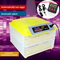 Automatic Digital Egg Incubator Temperature Control Incubator Hatchery Brooder For 96pcs Farm Hatchery Machine Egg Hatcher