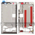 1PCS Original For Huawei Ascend P6 Front Screen Housing Frame Bezel Replacement Parts White/Black