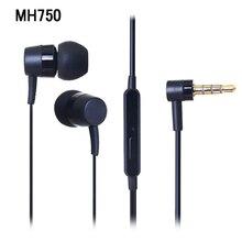Agaring In-Ear Headset MH750 For SONY Xperia Z1 Z2 Z3 Z4 Z5 XA1 ULTRA XZ1 X COMPACT XZ Premium XZS Sports Earphone