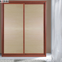 PVC Beige Wood Grain Paper Decal Self Adhesive Removable Kitchen Waterproof Stickers Home Decor Kitchen Tiles
