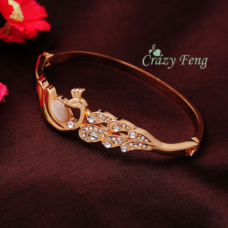 cut bangles gold color bangle bracelets row diamond h round si white bracelet icy ladies