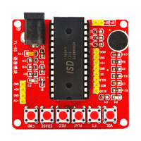 Free shipping! ISD1700 series Voice Recording Module Class ISD1760 Voice Module AVR PIC